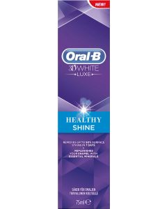 Oral-B 75ml 3DW Luxe Healthy Shine hammastahna