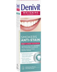 Denivit 50ml Smokers Anti-Stain hammastahna