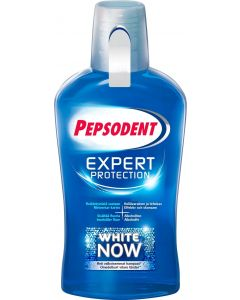 Pepsodent 500ml Expert Protection White Now suuvesi
