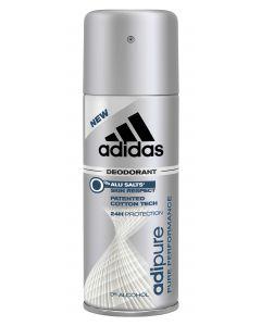 Adidas 150ml Adipure deo spray miehille