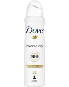Dove 150ml Invisible Dry spray naisille