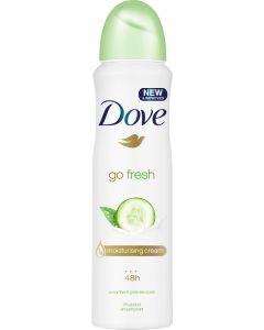 Dove 150ml Fresh Touch spray naisille