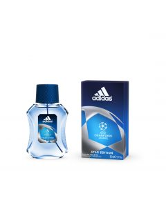 Adidas 50ml UEFA Star Edition EDT naisille