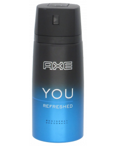 Axe 150ml Body Spray You Refreshed