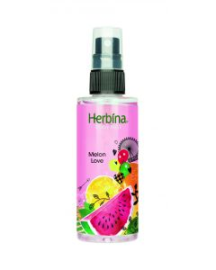 Herbina 100ml vartalosuihke melon