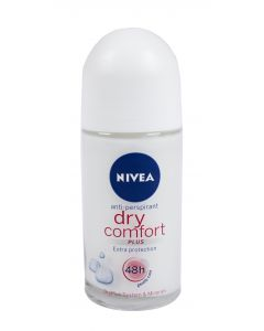 NIVEA 50ml Dry Comfort Deo Roll-on
