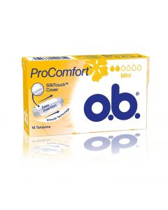 O.B. 16 kpl  ProComfort Mini
