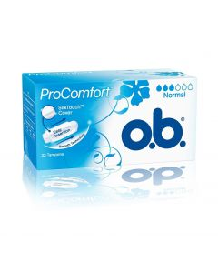 O.B. ProComfort 32 kpl Normal