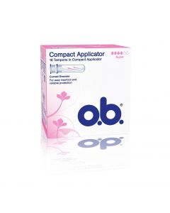 O.B. Applicator 16 kpl Super