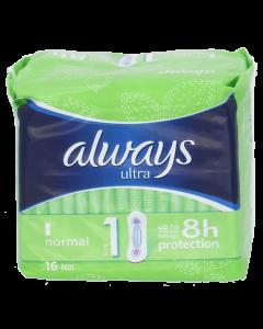 Always side Ultra Normal 16 kpl