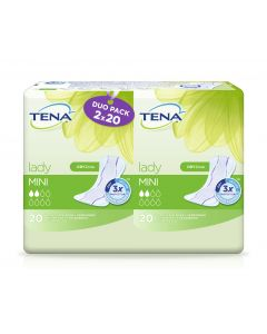 TENA lady side Mini 40kpl