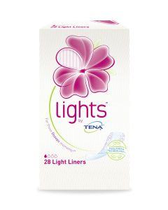 lights by TENA pikkuhousunsuoja Light Liner 28kpl