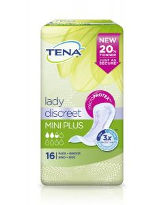 TENA lady side Mini Plus 16kpl