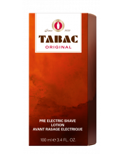 Tabac 100ml Original Pre Electric Shave Lotion