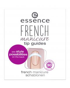 Essence french manicure tip guides -