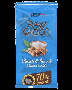 Raw Choco 80g Mant-Merisuo raakasuk