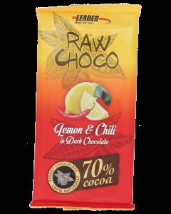 Raw Choco 80g Sitr-Chil raakasuklaa