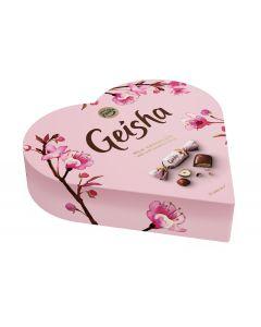 Geisha Sydän 225g suklaakonvehti