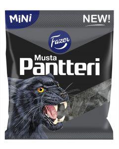 Musta Pantteri 80g salmiakkilakritsi