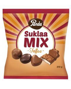 SuklaaMix 210g Toffee suklaasekoitus