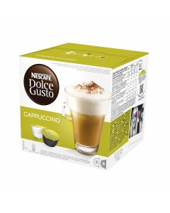 Dolce Gusto 16 kaps|200g Cappuccino