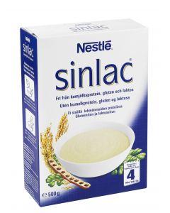 Nestlé Sinlac 500g Erityispuuro puurojauhe 5kk