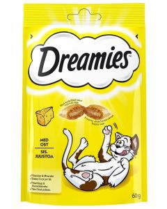 Dreamies 60g juusto