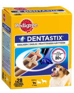 Pedigree DentaStix 4x 110g Small