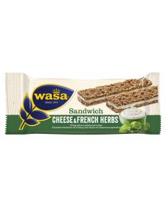 Wasa Sandwich 30g cheese|fresh herbs