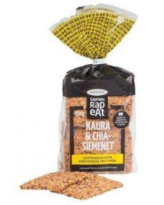 Kaura & Chia siemennäkkileipä 250g