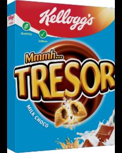 Kelloggs Tresor Total Choco 375g