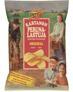 Taffel Kart 180g original perunalastu