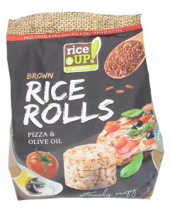 Rice up riisinappi pizza & oliiviöljy 50 g