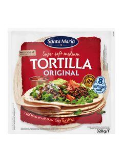 Santa Maria 320g Soft Tortilla
