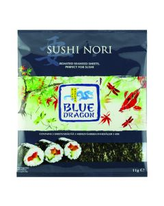 Blue Dragon 5kpl Sushi Nori