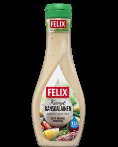Felix 375g kevyt ranskalainen salaattikastike