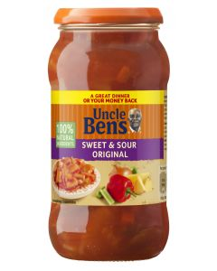 Uncle Ben's 450g Sweet&Sour Original