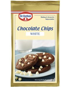 Dr. Oetker 100g WhiteChocolateChips