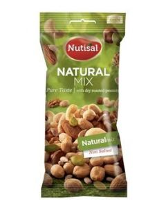 Nutisal 60g Natural Mix pähkinäseko