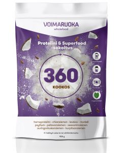 Voimaruoka Wholefood 360 Kookos 908 g