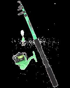 Fladen avokelasetti vihreä