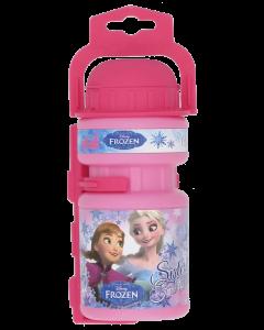 Disney Frozen juomapullo ja teline