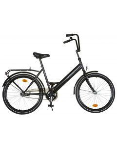 """Xtreme Legend 24"""" polkupyörä musta"""