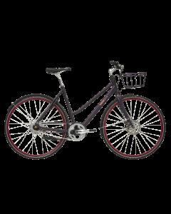 Polkupyörä Elite 48 CM F28-8 MATTALILA