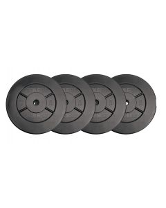 Iron Gym levypainot 4 x 5 kg