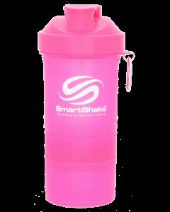Smartshake original juomapullo 600 ml pinkki