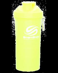 Smartshake original juomapullo 600 ml neon keltainen
