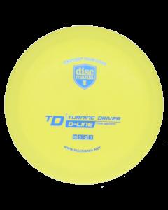 Discmania D-linja TD frisbeegolfkiekko