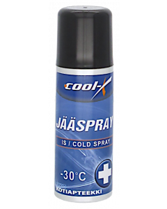 Cool-X kotimainen jääspray 175 ml