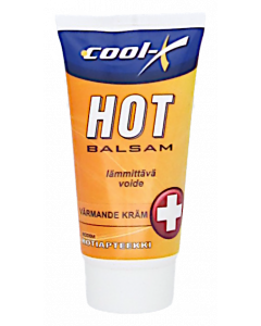 Cool-X Hot Balsam lämpövoide 75 ml